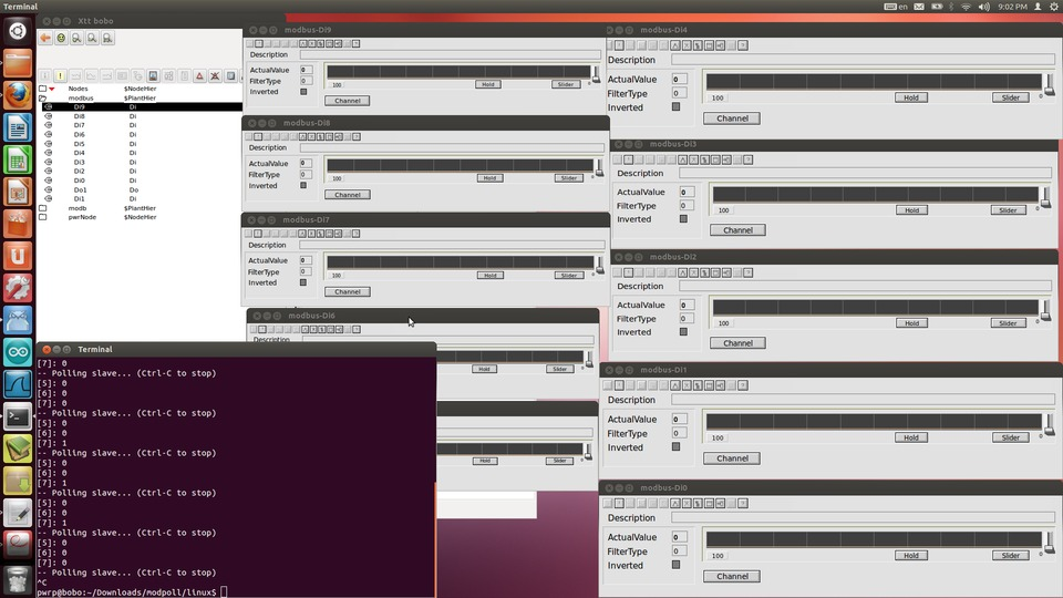 Proview Forum :: Topic: Modbus tcp with arduino (5/7)